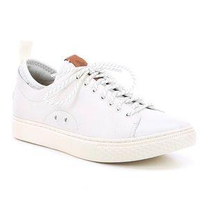 NWT Polo Ralph Lauren Leather Dunovin Sneaker